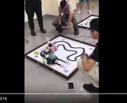 Robotcom世界機器人大賽-台灣選拔賽