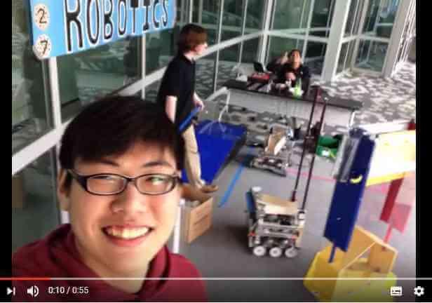 Robot世界機器人大賽-First(FTC)