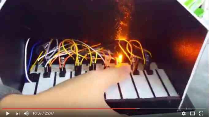 Mama組簡易教學式鋼琴